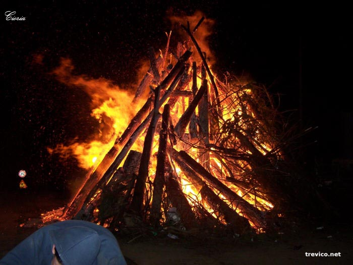 Bonfires of Saint Joseph